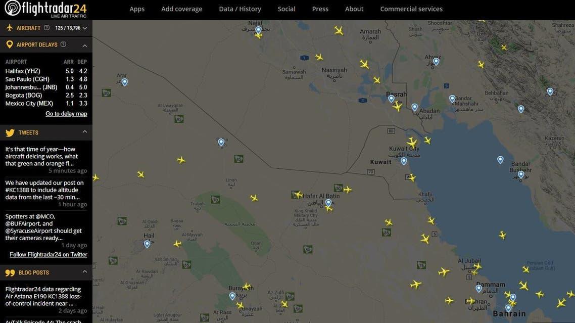 Kuwait suspends all departure flights, redirects arrivals to neighboring cities