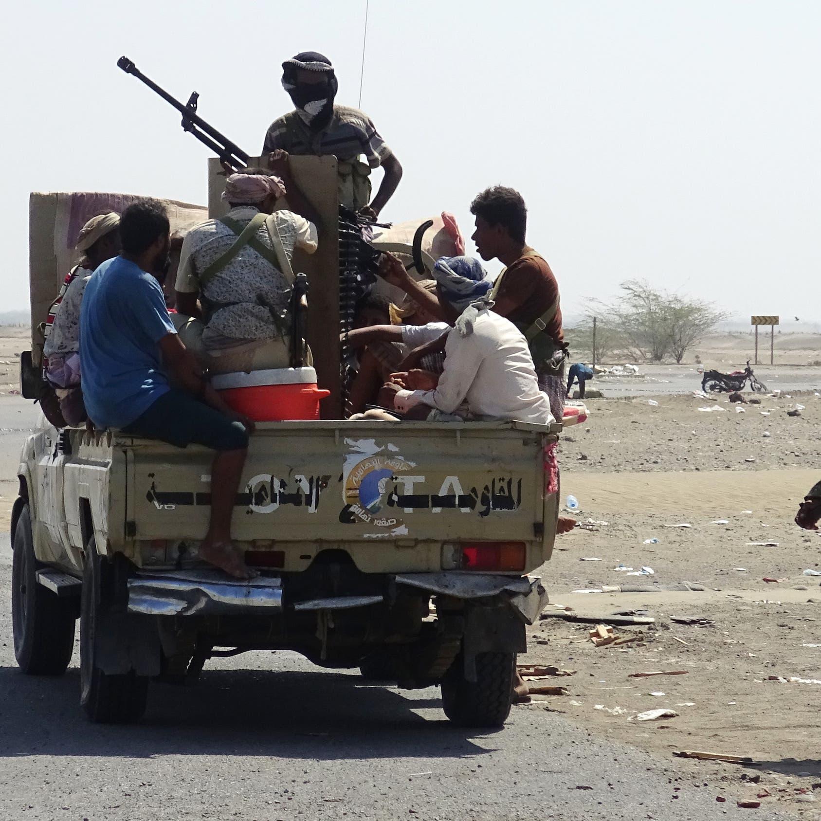 الرئاسة اليمنية: لا مفر من تحرير الحديدة سلماً أم حرباً