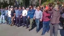 Steel workers continue to strike in Ahwaz against Iran regime