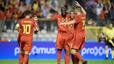 جماهير بلجيكا تنسي لوكاكو موسمه السيئ مع يونايتد