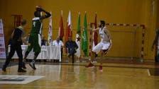 أخضر السلة يكسب مصر ويتأهل إلى نهائي البطولة العربية