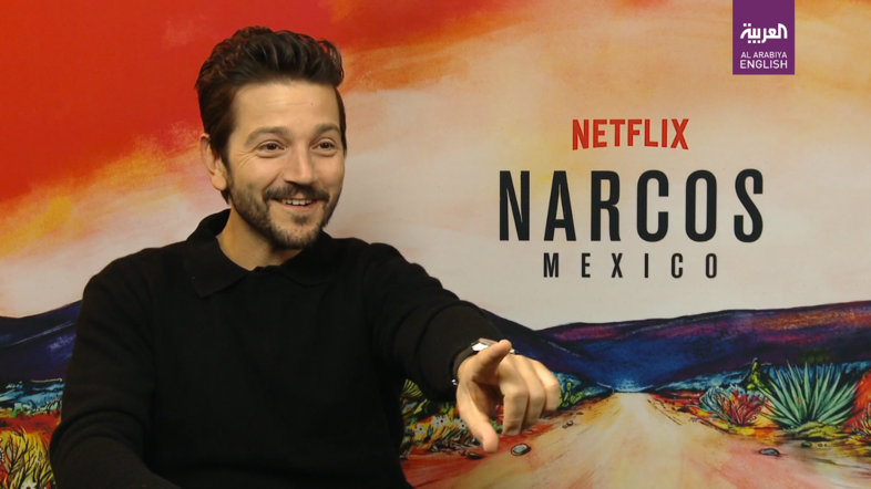 b0e461a9a8 Narcos  Mexico s Diego Luna refused to meet with the real-life ...