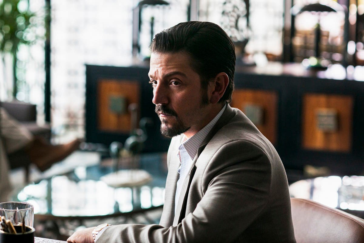 Narcos: Mexico's Diego Luna