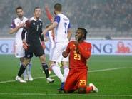 ثنائية باتشواي تمنح بلجيكا نقاط أيسلندا في دوري الأمم