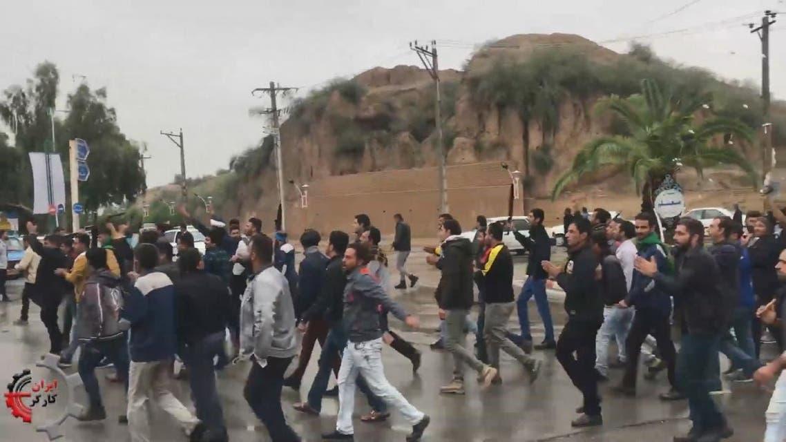 عمال الأهواز في مواجهة قمع إيران