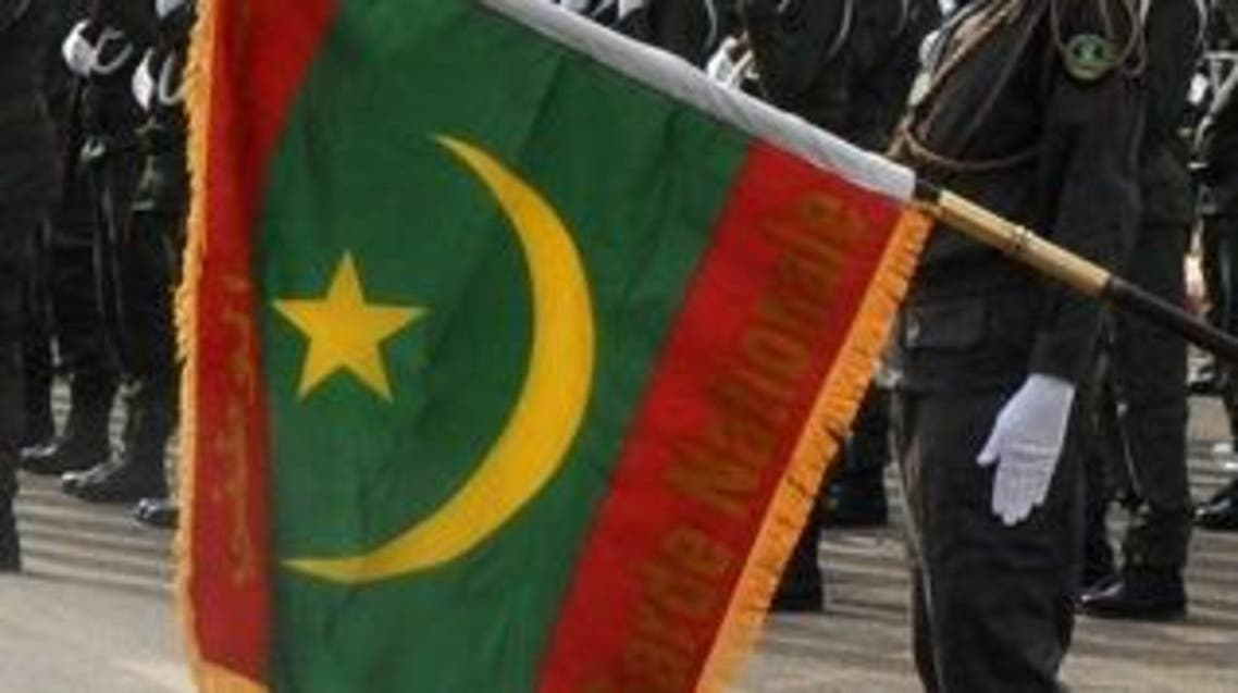 mauritania flag afp