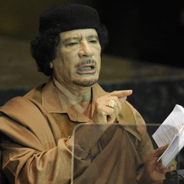 """شبح القذافي يهدد قمة اقتصادية بلبنان.. """"أين موسى الصدر"""""""