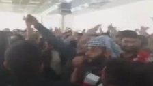 WATCH: Iranian workers protest over unpaid wages at Friday prayers