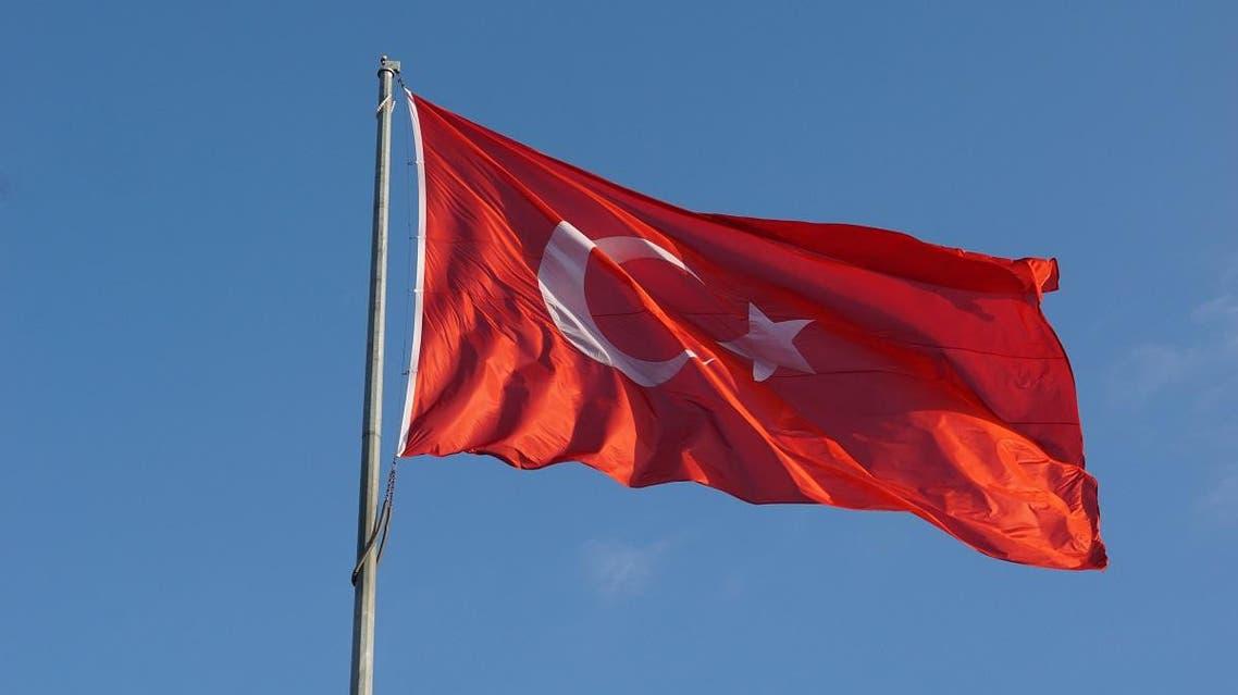 Turkey flag (Shutterstock)