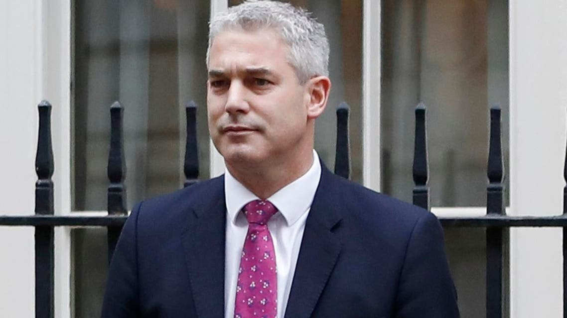 Stephen Barclay, junior health minister and former banker, is the new Brexit Secretary on Friday. (AP)