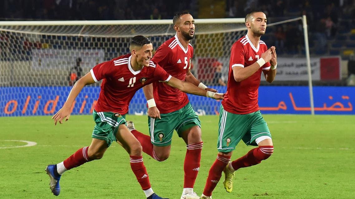 المغرب - الكاميرون