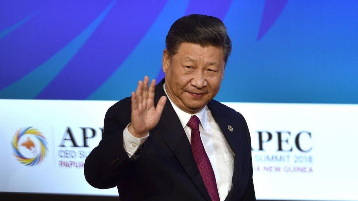 China Xi Jinping. (AFP)a