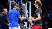 Zverev denies Federer shot at 100th title at ATP Finals