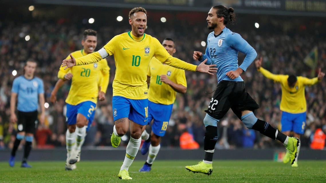 البرازيلي - أوروغواي