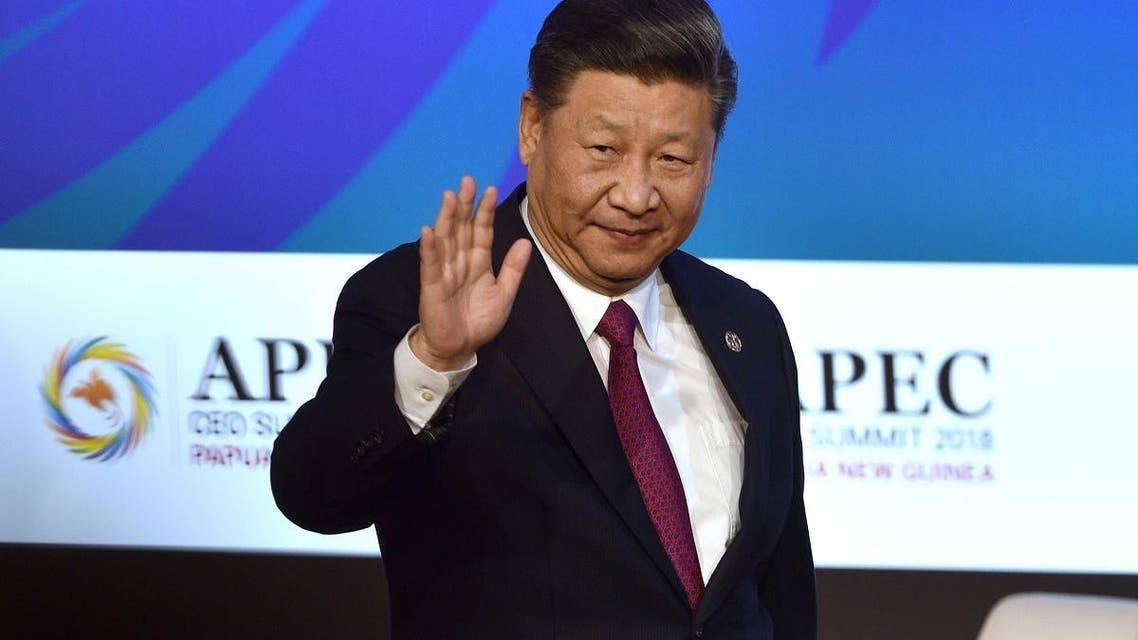 China Xi Jinping. (AFP)