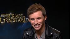 Eddie Redmayne on how Fantastic Beasts 2's dark turn affected his performance