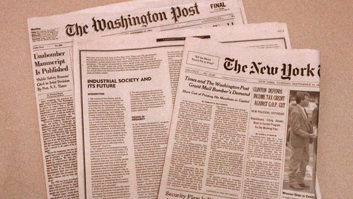 NYT Washpo (AFP)