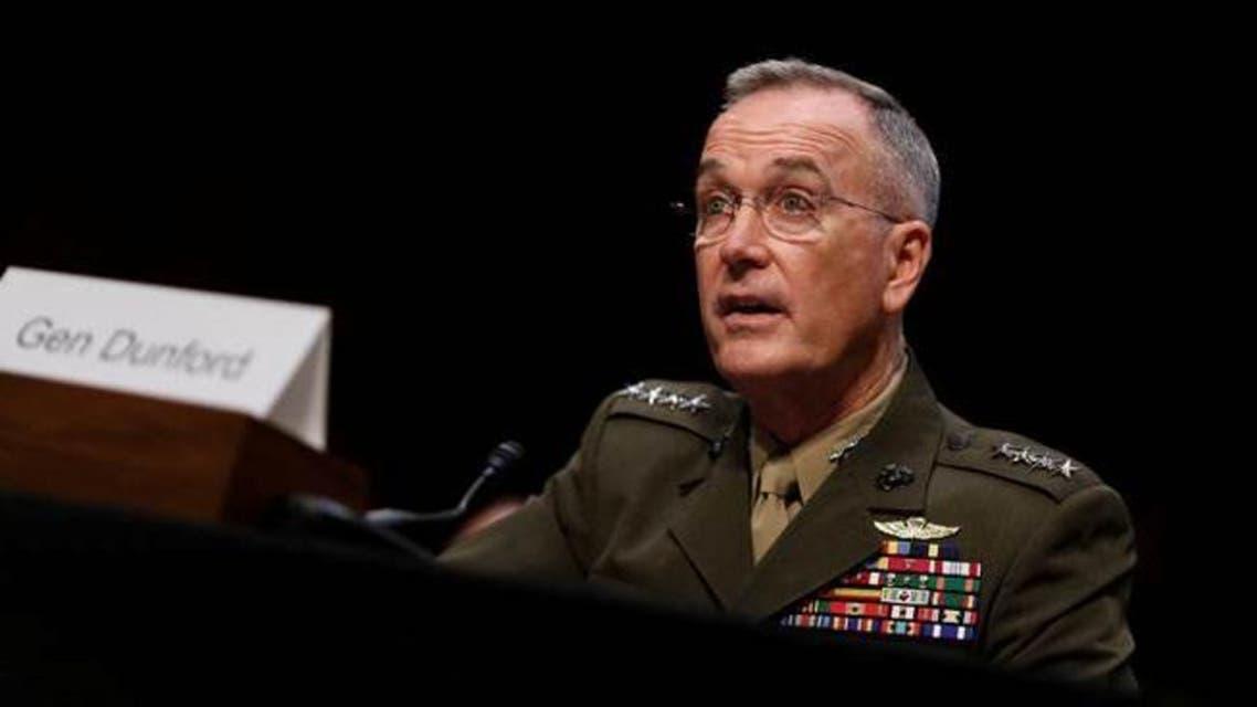 دانفورد: طالبان در جنگ افغانستان در حال شکست نیستند