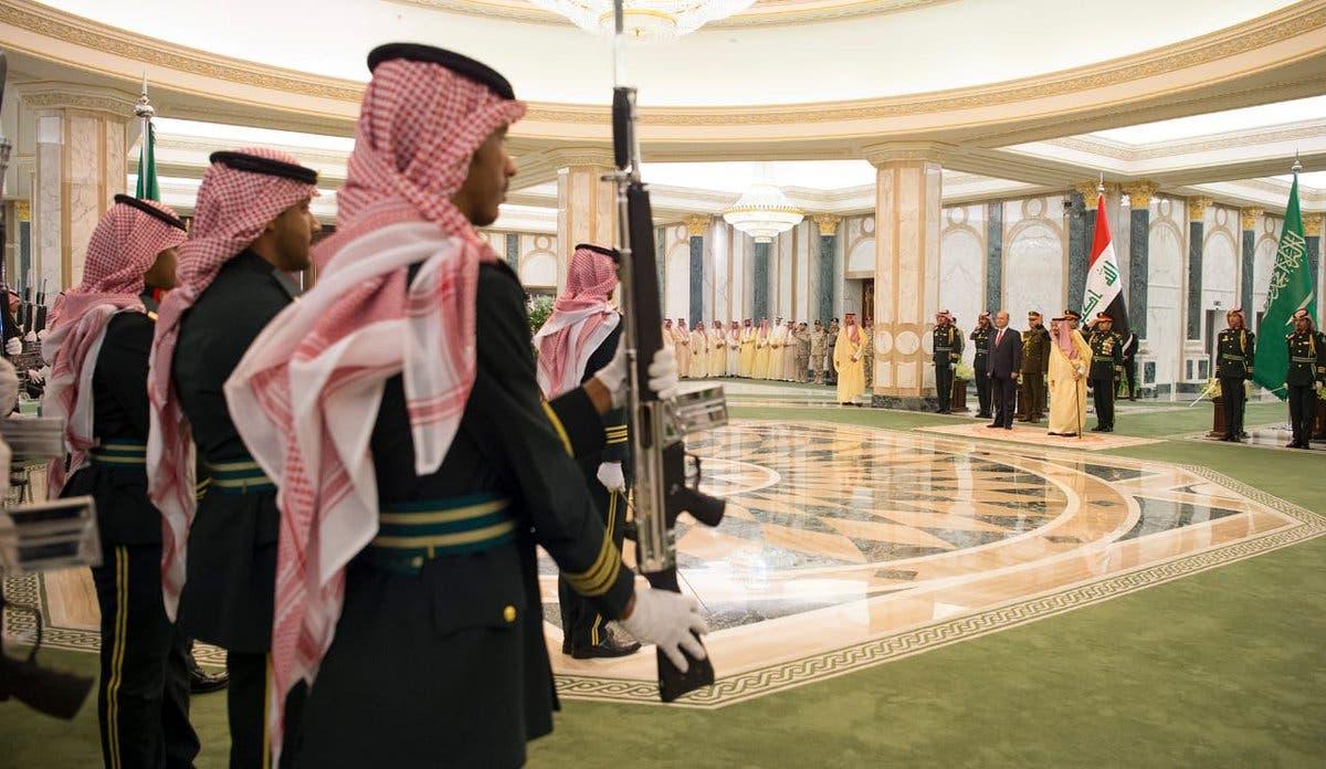 Saudi King Salman receives Iraqi President Barham Salih in Riyadh main (testing headline)