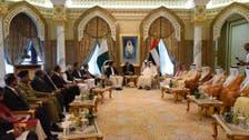وزیراعظم عمران خان ایک روزہ دورے پرابوظہبی پہنچ گئے