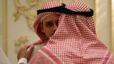 أبناء جمال خاشقجي يستقبلون المعزين في جدة