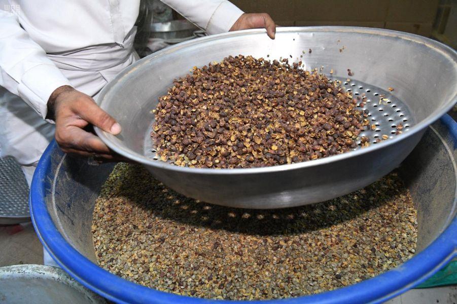 Coffee trees Jazan. (SPA)