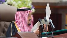 Saudi King Salman: Iran creates chaos, sponsors terrorism in region