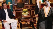 وزیر اعظم عمران خان کی متحدہ عرب امارات میں راشد المکتوم سے ملاقات