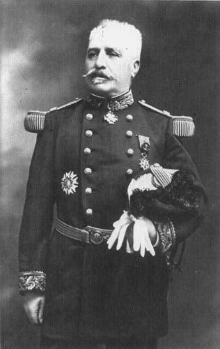 صورة للجنرال الفرنسي دي كاستيلنو