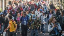 قافلة مهاجرين جديدة تنطلق من السلفادور نحو أميركا
