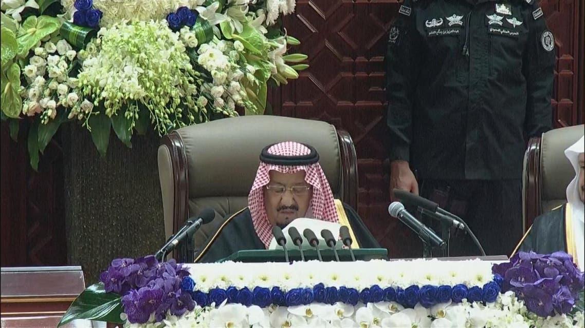 THUMBNAIL_ الملك سلمان: نعتز بجهود القضاء والنيابة وماضون في حوكمة أجهزة الدولة