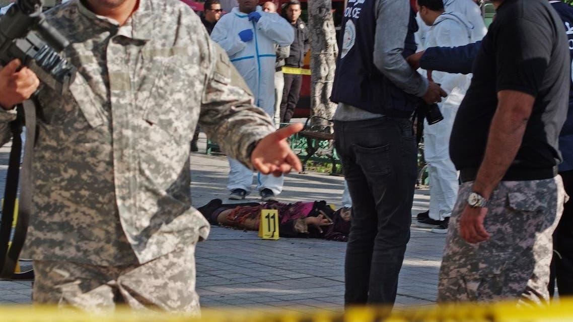 Tunisia suicide bomber 1 (AFP)