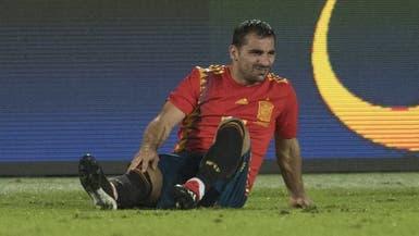 إصابة الإسباني جوني تثير القلق في ولفرهامبتون