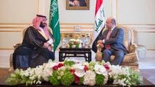 Saudi Crown Prince, Iraq President discuss bilateral ties, regional developments
