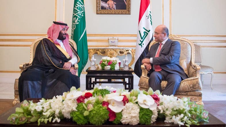 Saudi Crown Prince, Iraq President discuss bilateral ties, regional developments