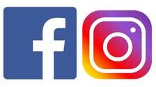 دنیا بھر میں 'فیس بک' اور 'انسٹاگرام' کی سروس نے جزوی طور پر کام چھوڑ دیا