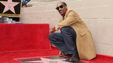 As he gets Hollywood Walk of Fame star, Snoop Dogg thanks himself