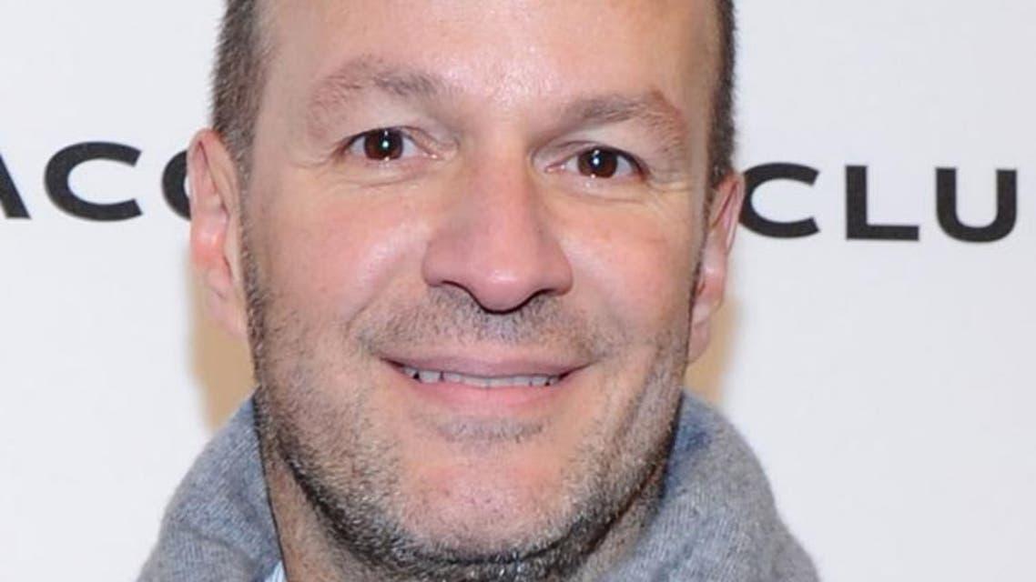 John Mehas Victoria's Secret CEO. (AFP)
