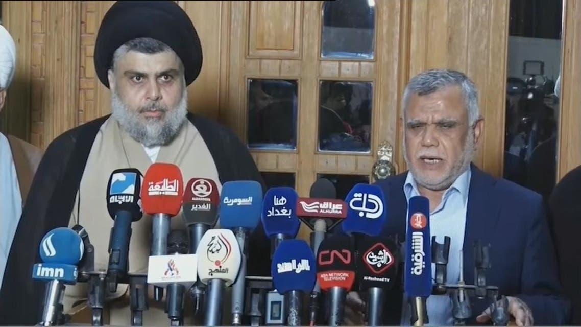 العراق..لماذا هاجم الصدر هادي العامري؟