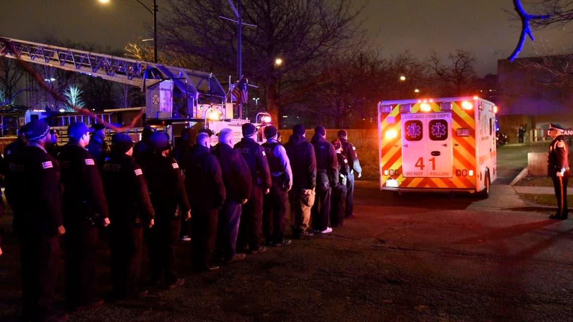 Chicago shooting. (AP)