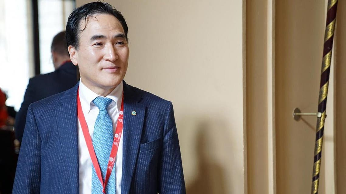 Interpol South Korea Kim Jong-yang (AFP)