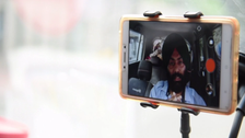VIDEO: Indian drivers with ride-hailing firms launch self-help YouTube videos
