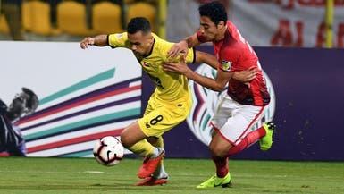 الوصل يُقصي الأهلي المصري من كأس زايد ويعمق جراحه