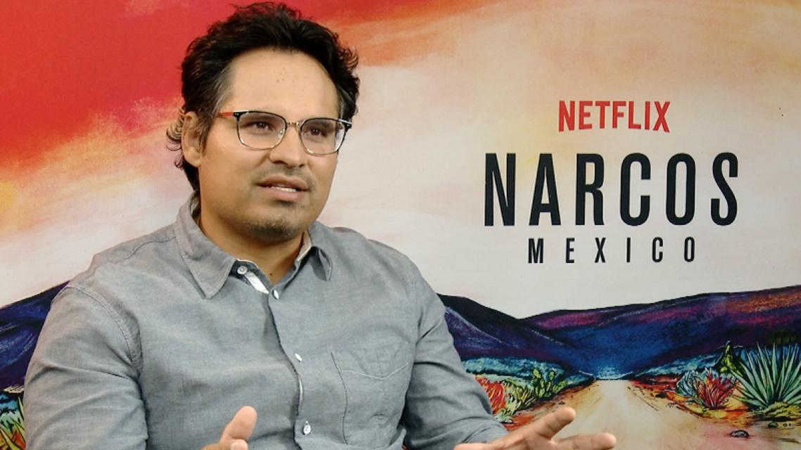 Narcos: Mexico's Michael Peña