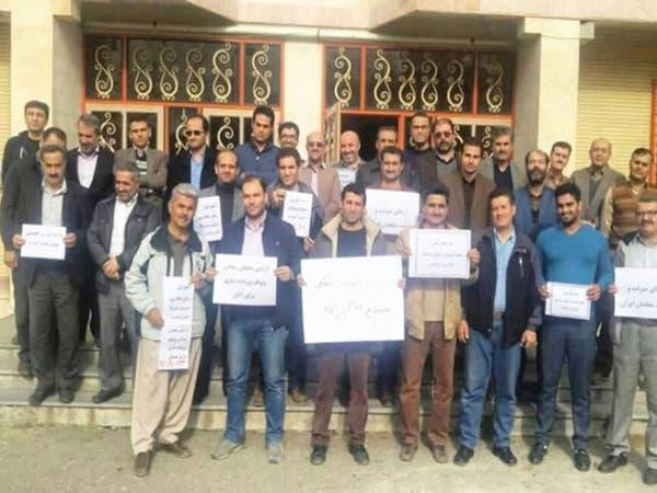 إيران تزيد قمع احتجاجات العمال.. وتصل القطاع الخاص