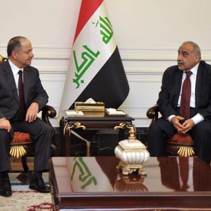 بأول زيارة له بعد الاستفتاء..ما هي رسائل بارزاني لبغداد