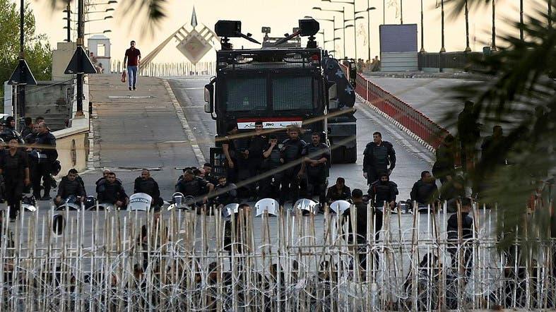 Katyusha rocket falls in Baghdad's fortified Green Zone - Al
