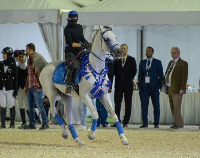 Saudi women horse rider 9 (Supplied)