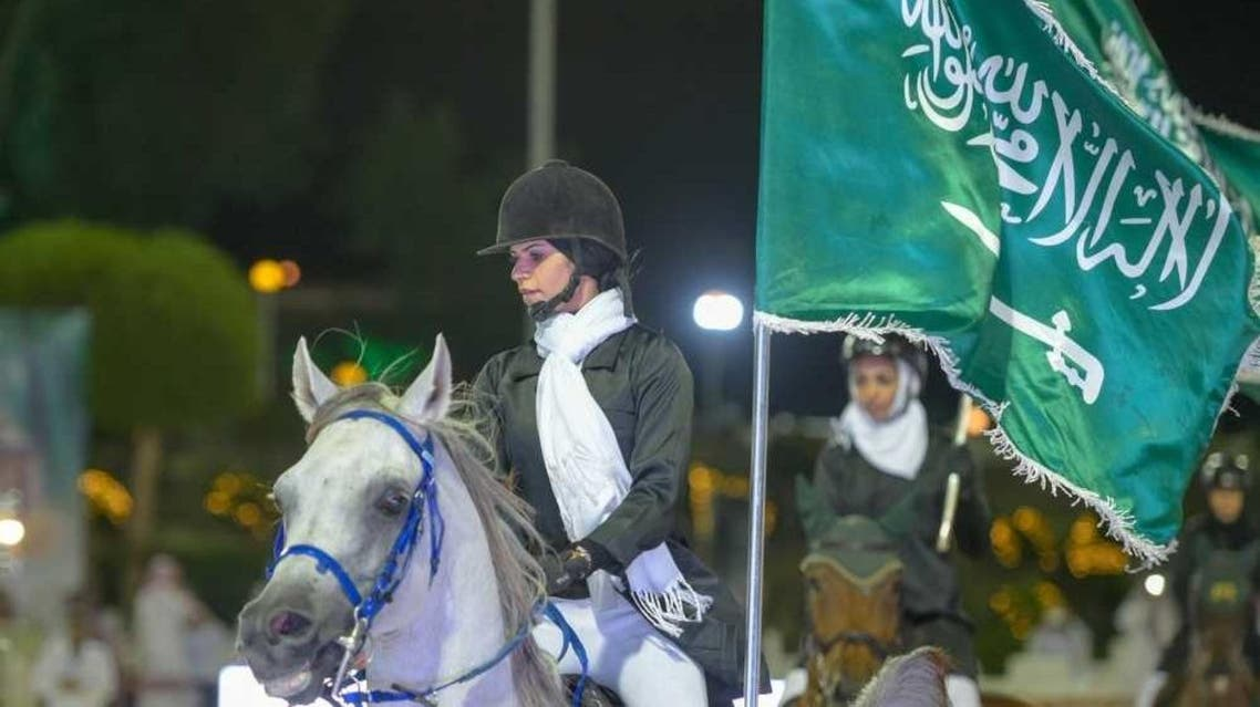 Saudi women horse rider 8 (Supplied)