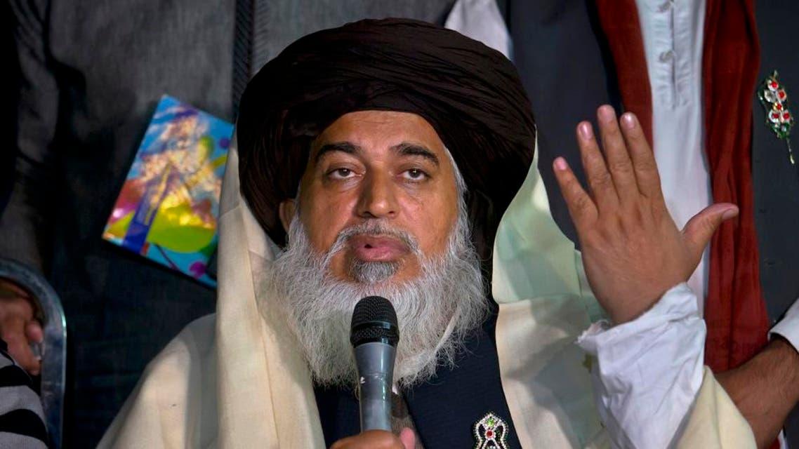 Khadim Hussain Rizvi ap